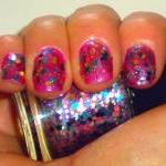 Nail Polish - Glitter Nail..